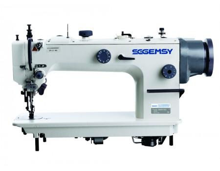 Швейная машина SGGEMSY SG 0611D с унисонным механизмом продвижения и встроенным мотором прямого привода