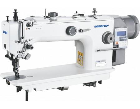 Швейная машина SGGEMSY SG-0311D с шагающей лапкой и встроенным мотором прямого привода
