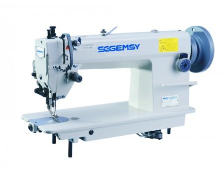 Швейная машина SGGEMSY SG-0818 с унисонным продвижением (лапка + рейка + игла)