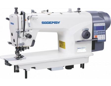 Промышленная швейная машина SGGEMSY SG-5200 с обрезкой края материала