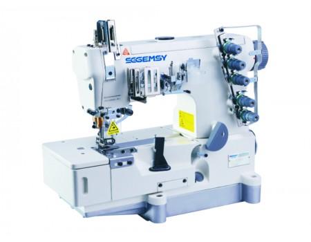 Плоскошовная швейная машина SGGEMSY SG 5500D-02DN с набором частей