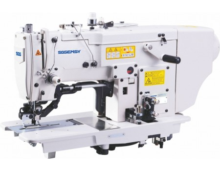 Полуавтоматическая швейная машина SGGEMSY SG 781D «Прямая петля»